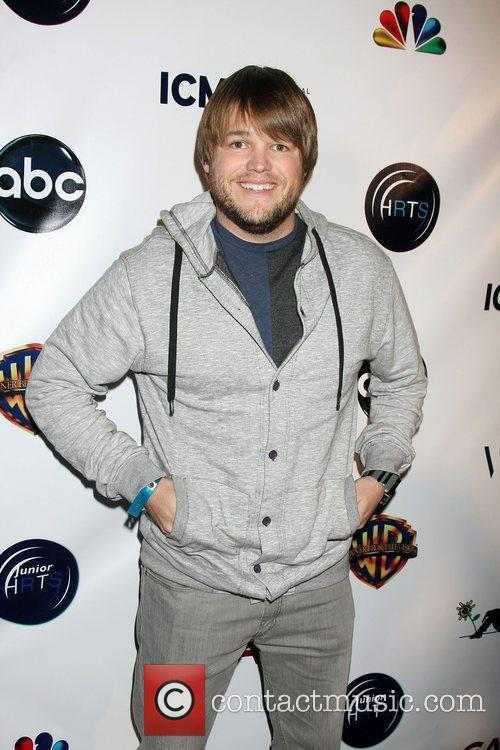 Jareb Dauplaise JHRT's 9th Young Hollywood Holiday Party...