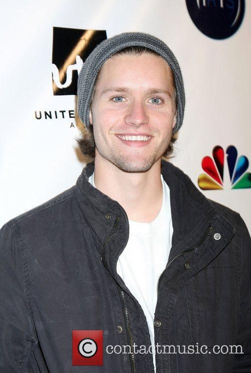 Luke Kleintank JHRT's 9th Young Hollywood Holiday Party...