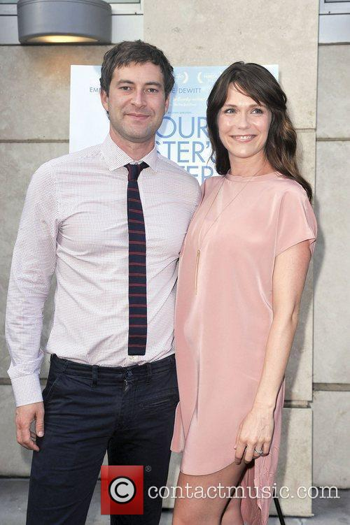 Mark Duplass and Katie Aselton 2