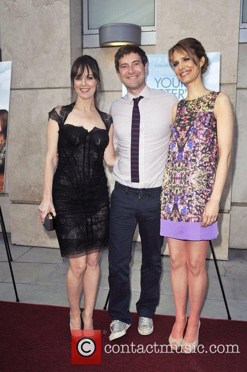 Rosemarie Dewitt and Mark Duplass 2