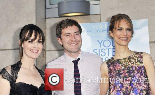 Rosemarie Dewitt and Mark Duplass 3