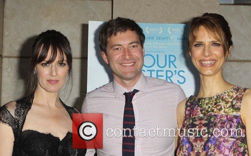 Rosemarie Dewitt and Mark Duplass 6