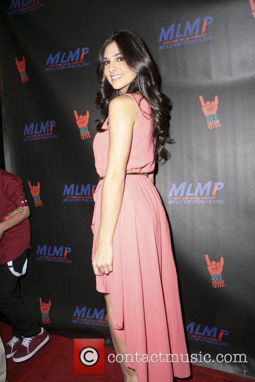 Camila Banus,  at the 2011 Youth Rock...
