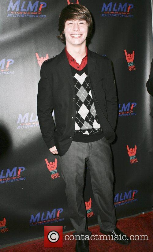 Evan Hofer,  at the 2011 Youth Rock...
