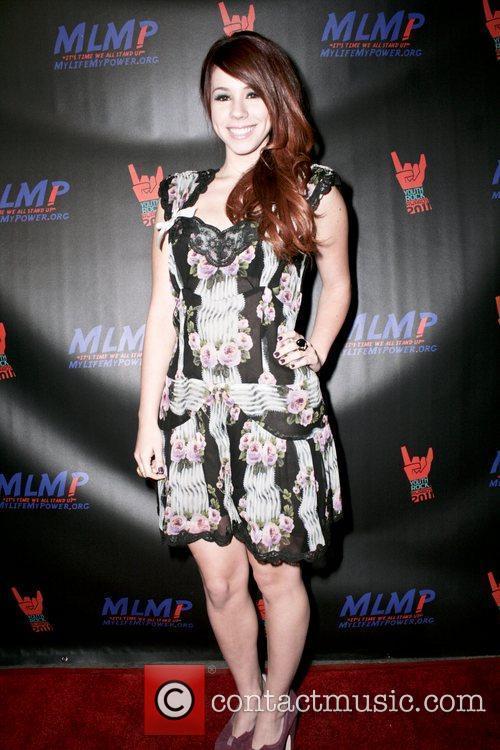 Jillian Rose Reed,  at the 2011 Youth...