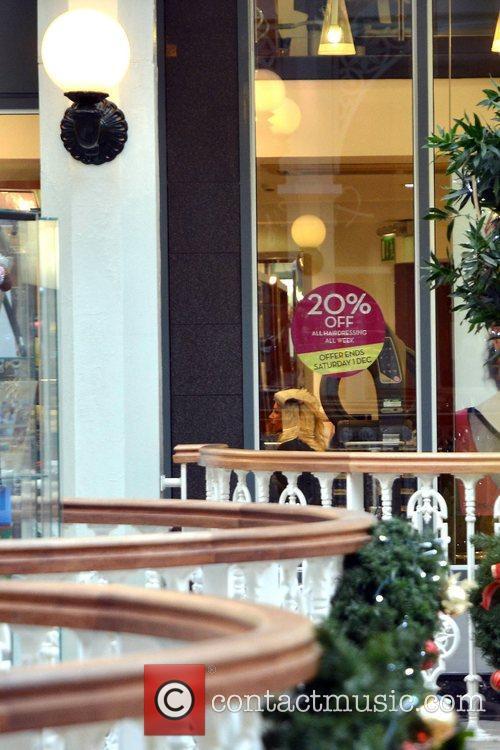 Yvonne Keating, Peter Mark St Stephens, Green Shopping Centre, Dublin and Ireland 2