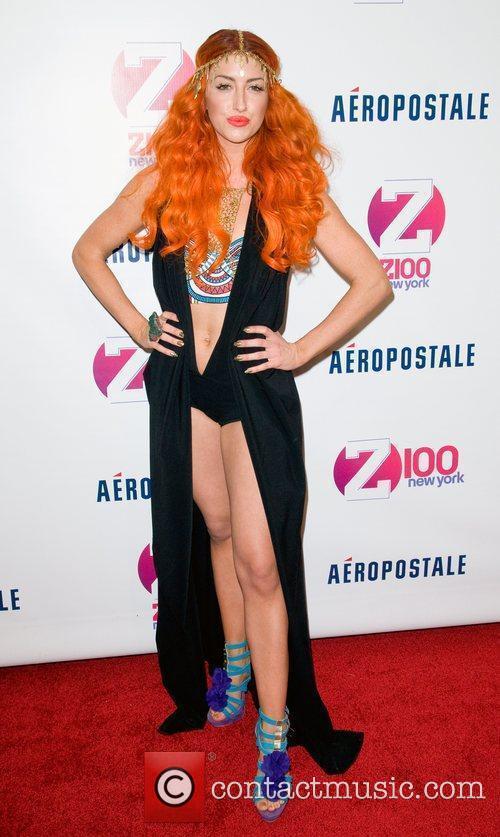 Z100's 2011 Jingle Ball presented by Aeropostale -...