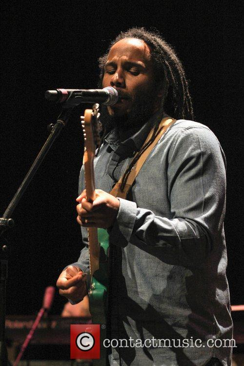 Ziggy Marley and Jackie Gleason 11