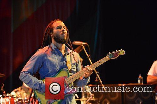 Ziggy Marley and Jackie Gleason 5