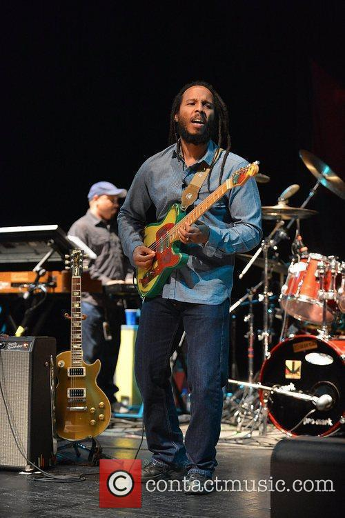 Ziggy Marley and Jackie Gleason 7