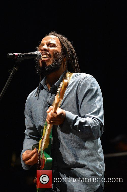 ziggy marley performs at fillmore miami beach 5839039