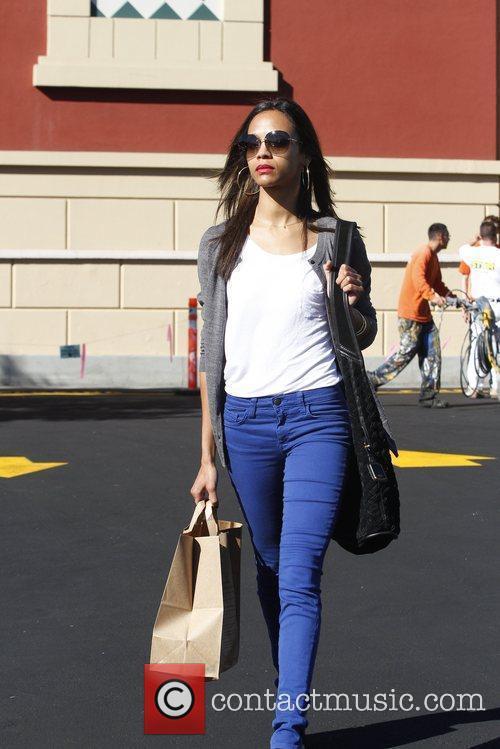 Zoe Saldana 1