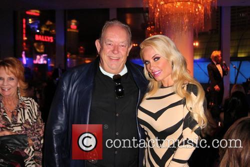 Robin Leach and Coco Austin