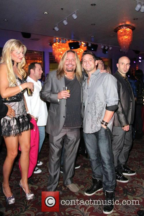 Vince Neil and Jeff Timmons 2