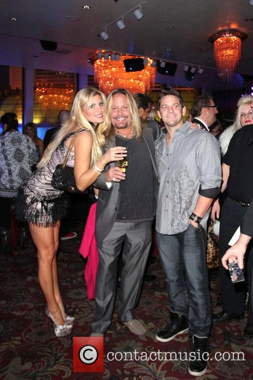 Vince Neil and Jeff Timmons 1