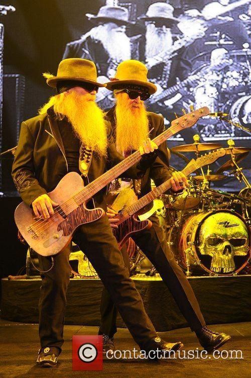 Dusty Hill and Billy Gibbons 5