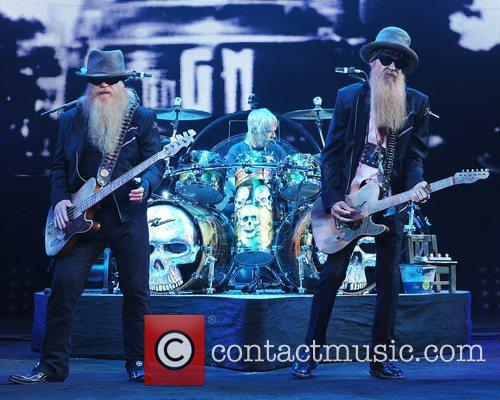 Dusty Hill, Billy Gibbons and Frank Beard 2