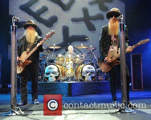 Dusty Hill, Billy Gibbons and Frank Beard 3