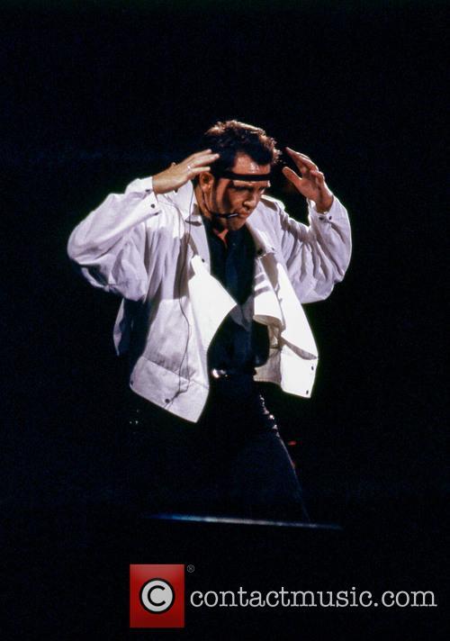 Peter Gabriel in 1987