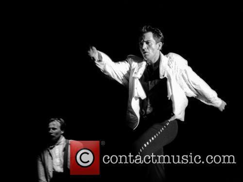 David Rhodes and Peter Gabriel 1