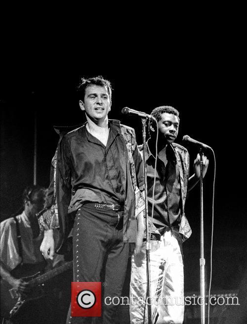 David Rhodes, Peter Gabriel and Youssou N'dour 2