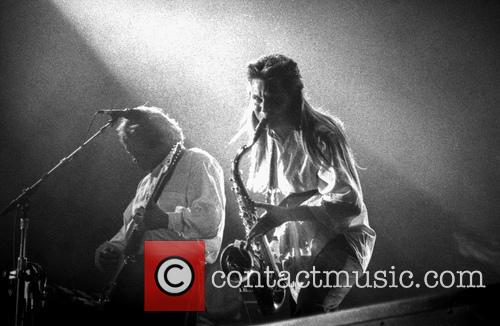 David Gilmour and Scott Page 9