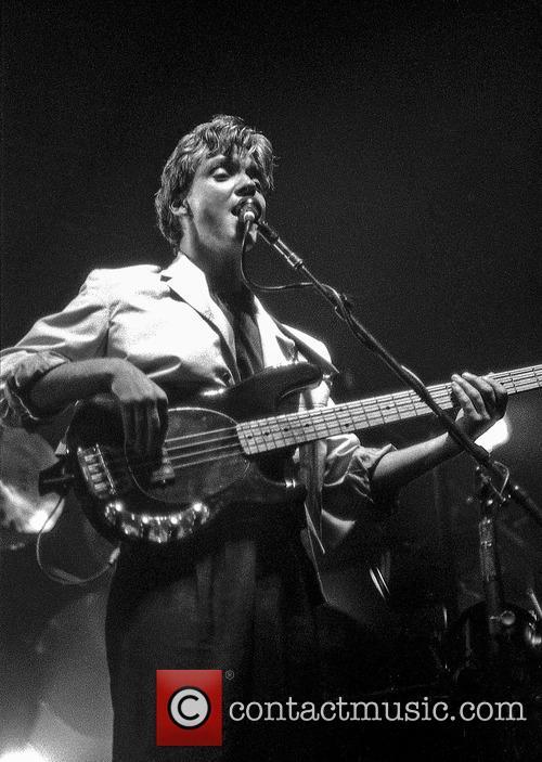 Pink Floyd and Guy Pratt