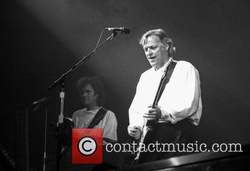 Tim Renwick and David Gilmour 4