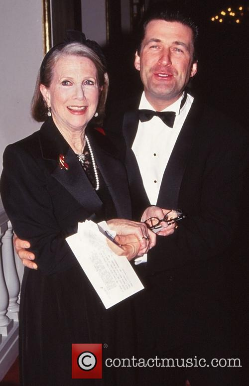 Julie Harris and Alec Baldwin 2