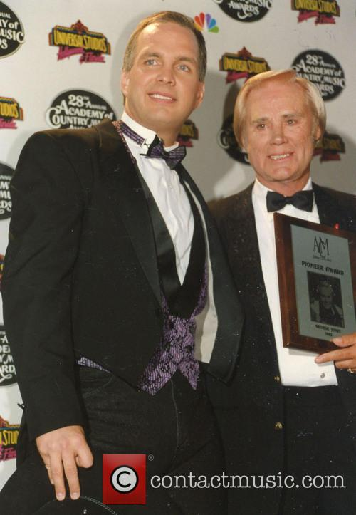 George Jones, Garth Brooks