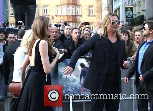 World premiere of World War Z - Arrivals