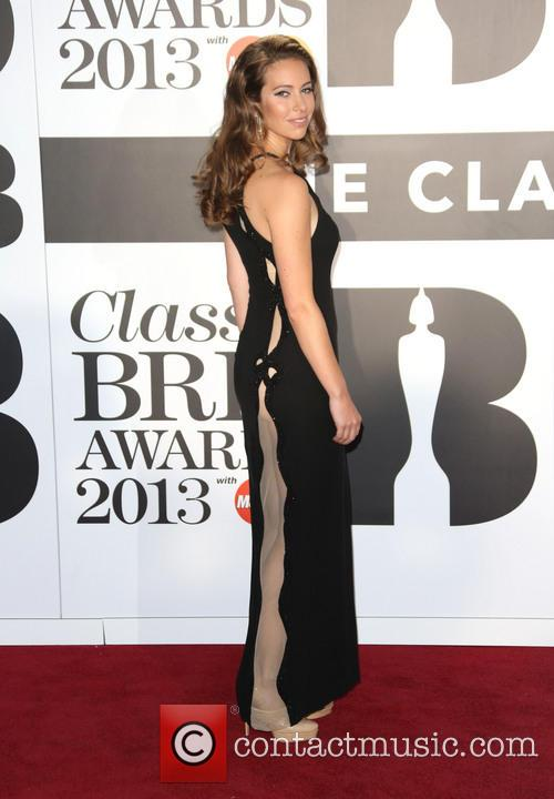 amy dixon the classic brit awards 2013 3888884