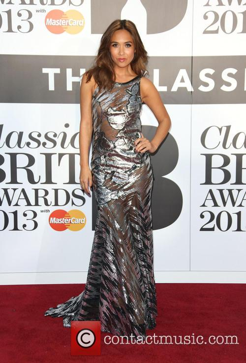 Myleene Klass, Brit Awards, Royal Albert Hall