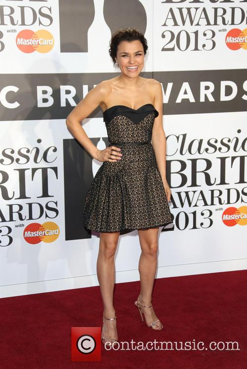 Samantha Barks, Brit Awards, Royal Albert Hall