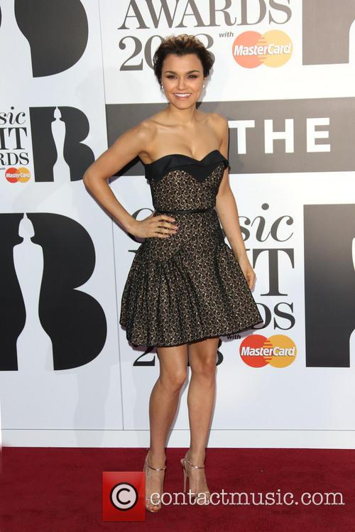 Samantha Barks, Brit Awards, Royal Albert Hall