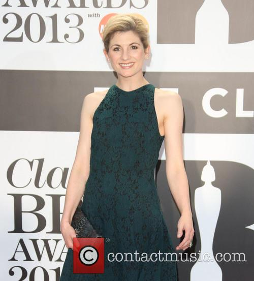 Jodie Whittaker, Brit Awards, Royal Albert Hall