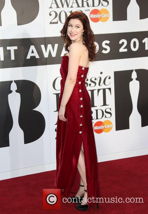 Hayley Westenra, Brit Awards, Royal Albert Hall
