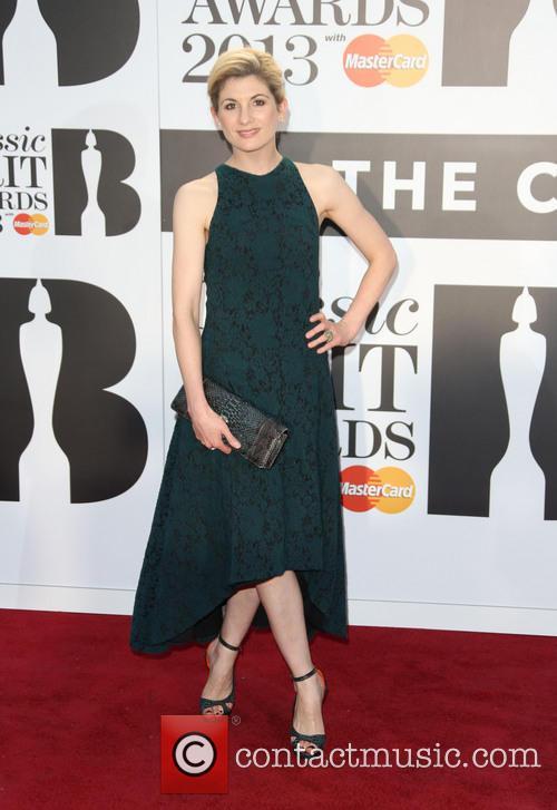 Jodie Whittaker, Brit Awards, Royal Albert Hall