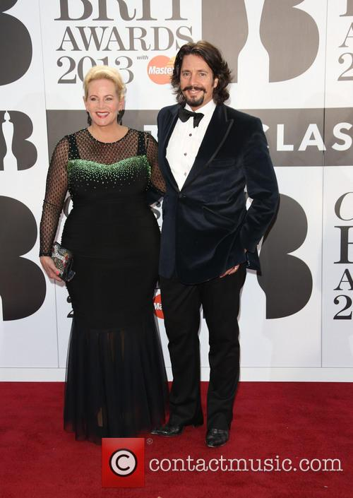 Laurence Llewelyn-bowen and Jackie Bowen 4