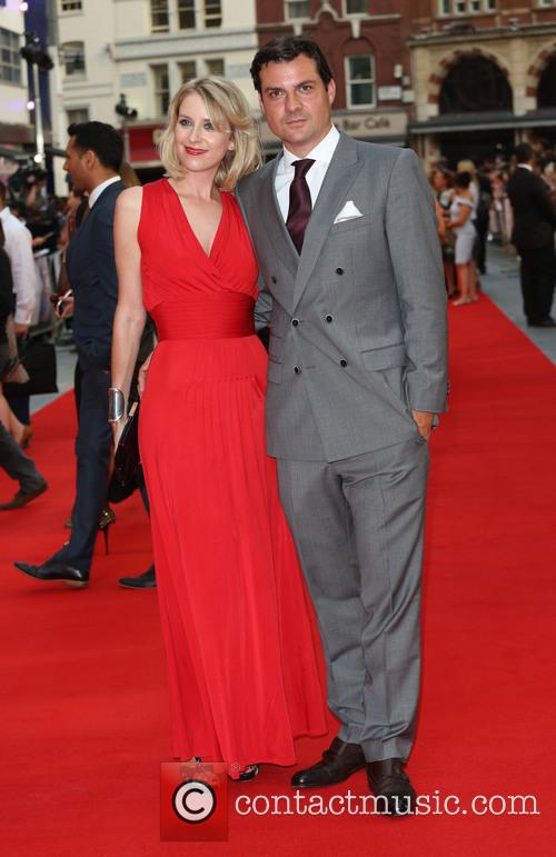 Daniel Pirrie and Wife