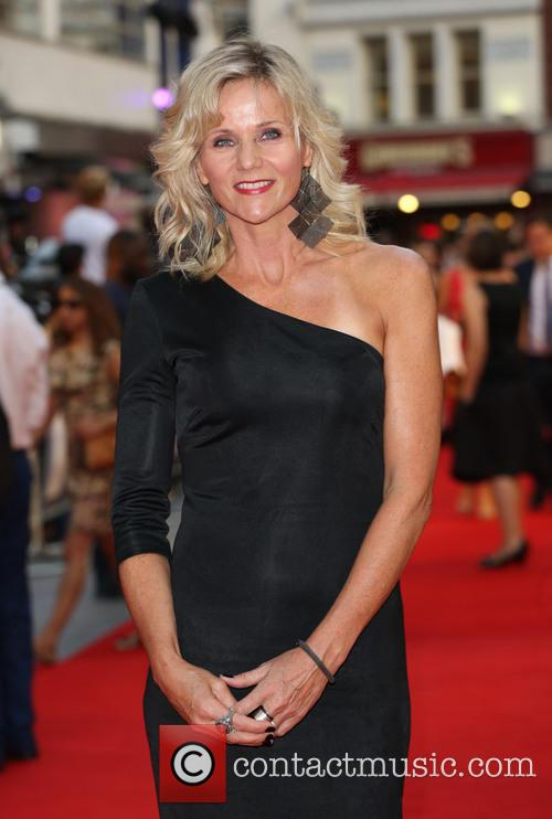 Linda Barker, Odeon Leicester Square