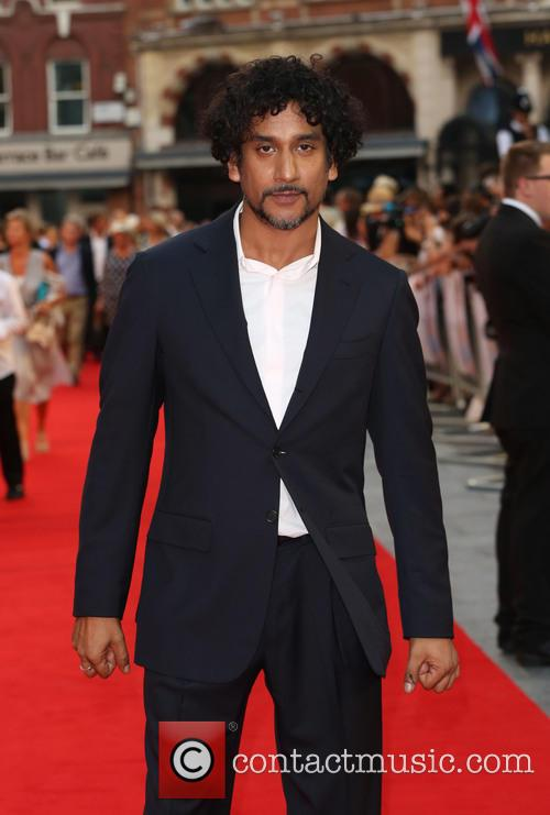 Naveen Andrews, Odeon Leicester Square