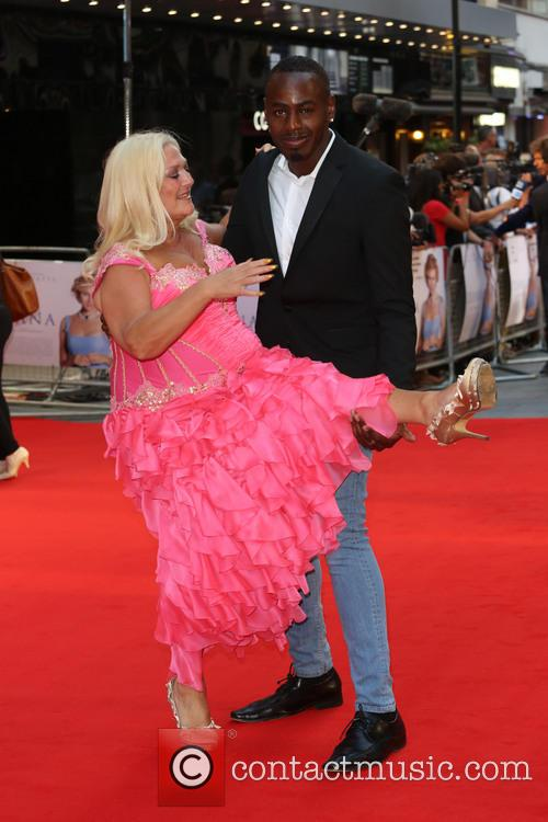 Vanessa Feltz and Ben Ofoedu 4