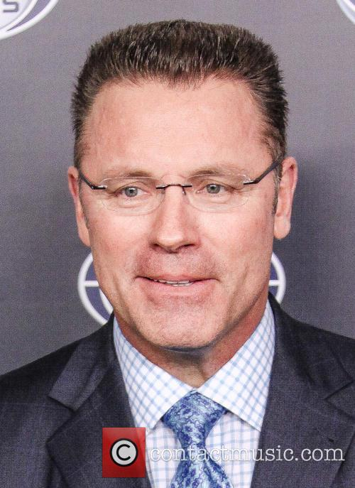 howie long 2013 fox sports upfront after 3541628