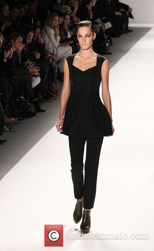New York Fashion Week Nanette Lepore - Runway