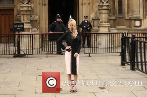 Sarah Harding addresses the House of Commons on...