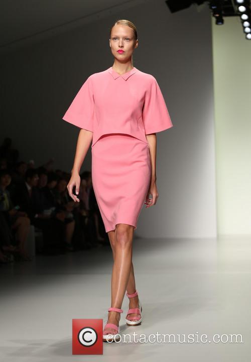 London Fashion Week SS14 - J. JS Lee