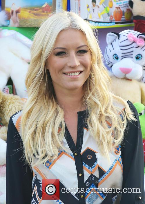 Denise Van Outen launches the Argos 2013 Toy...
