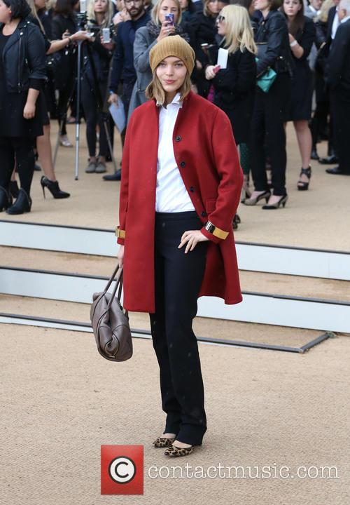 London Fashion Week and Burberry Prorsum 8