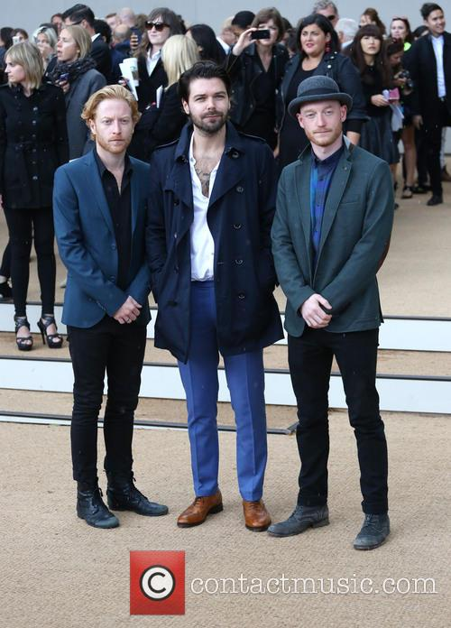 Simon Neil, Ben Johnston, James Johnston and Biffy Clyro 2
